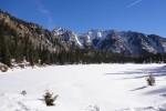Spud Lake Twlight Peaks